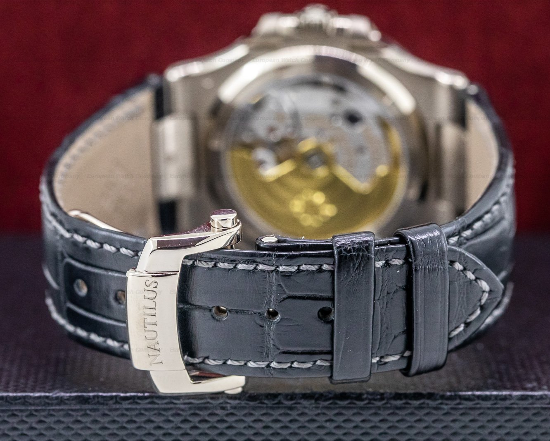 Patek Philippe 5711G Nautilus Grey Dial 18K White Gold