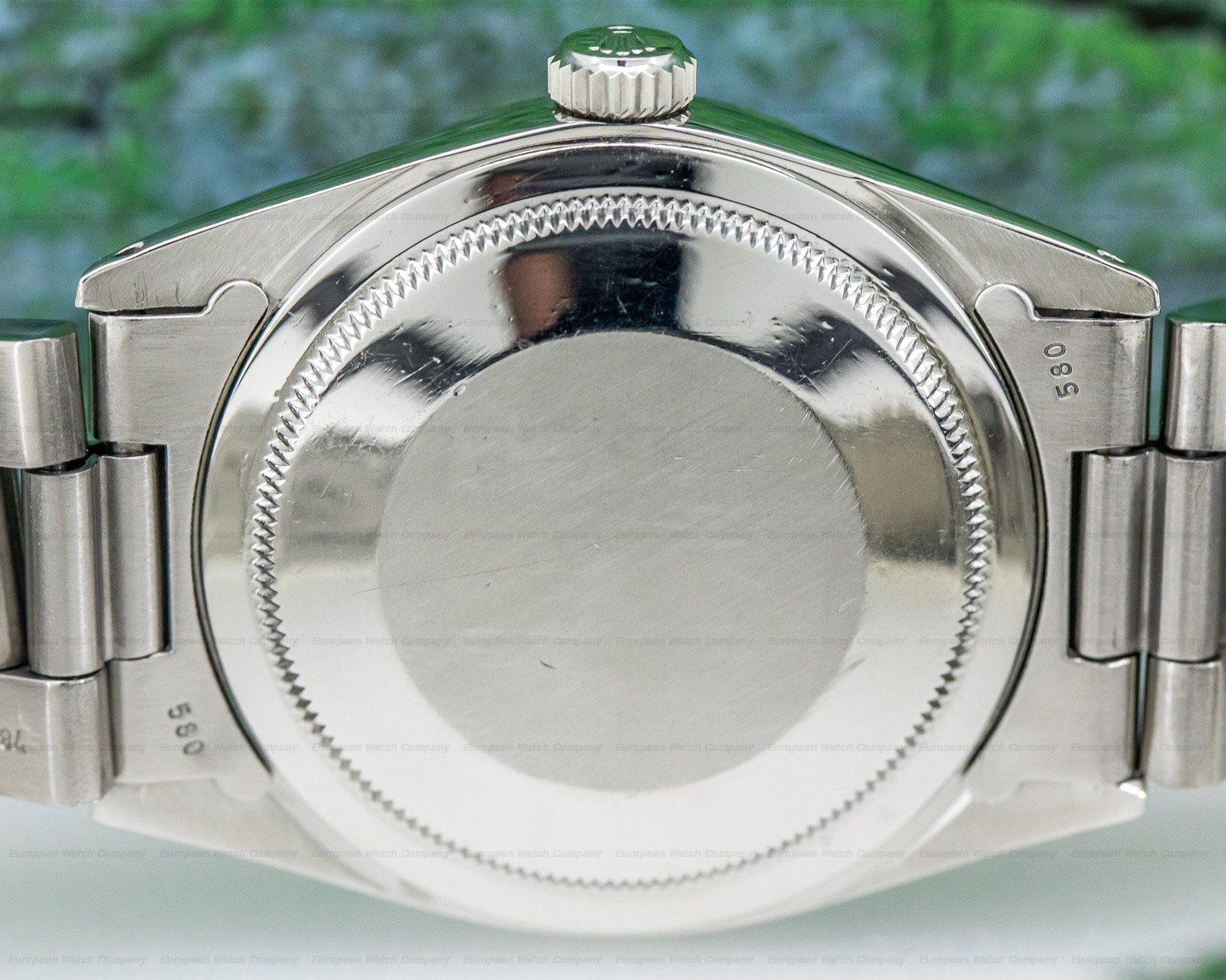 Rolex 1016 Vintage Explorer I Matte Circa 1987 GORGEOUS
