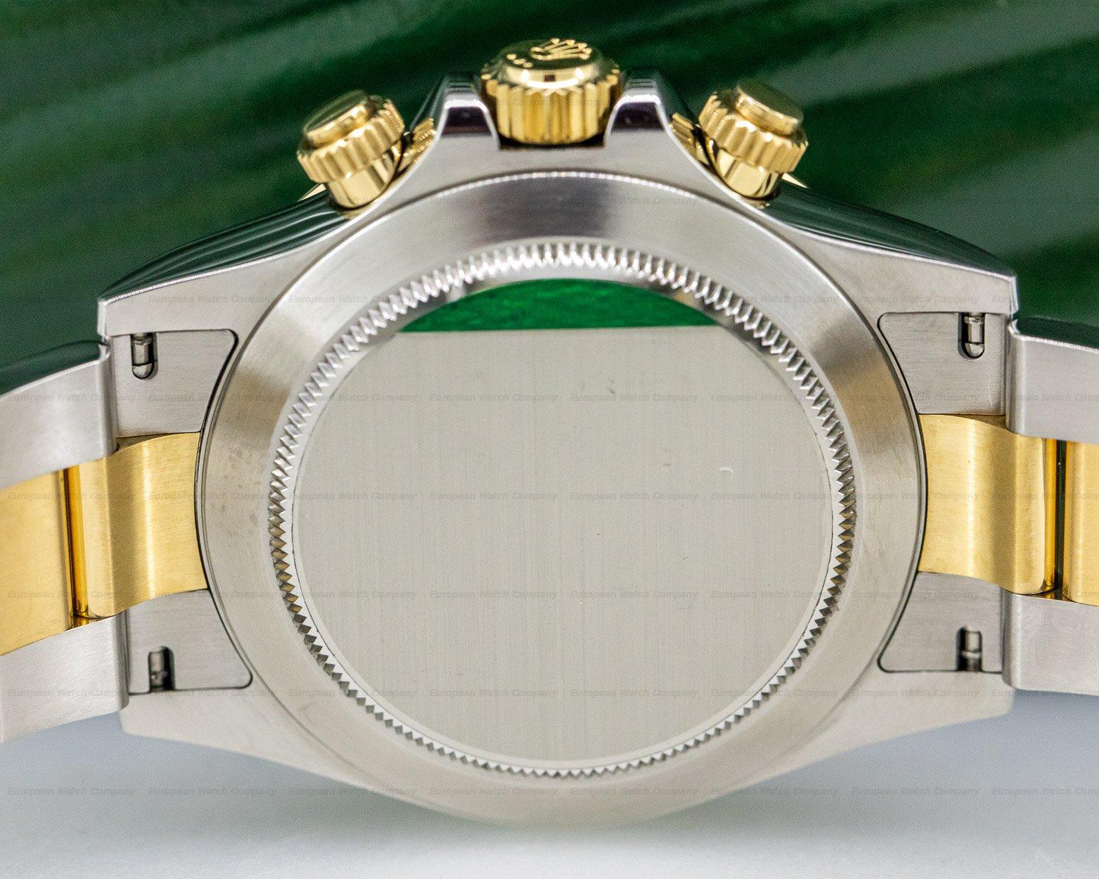 Rolex 116503 Daytona Slate Grey Dial 18K Yellow Gold / SS