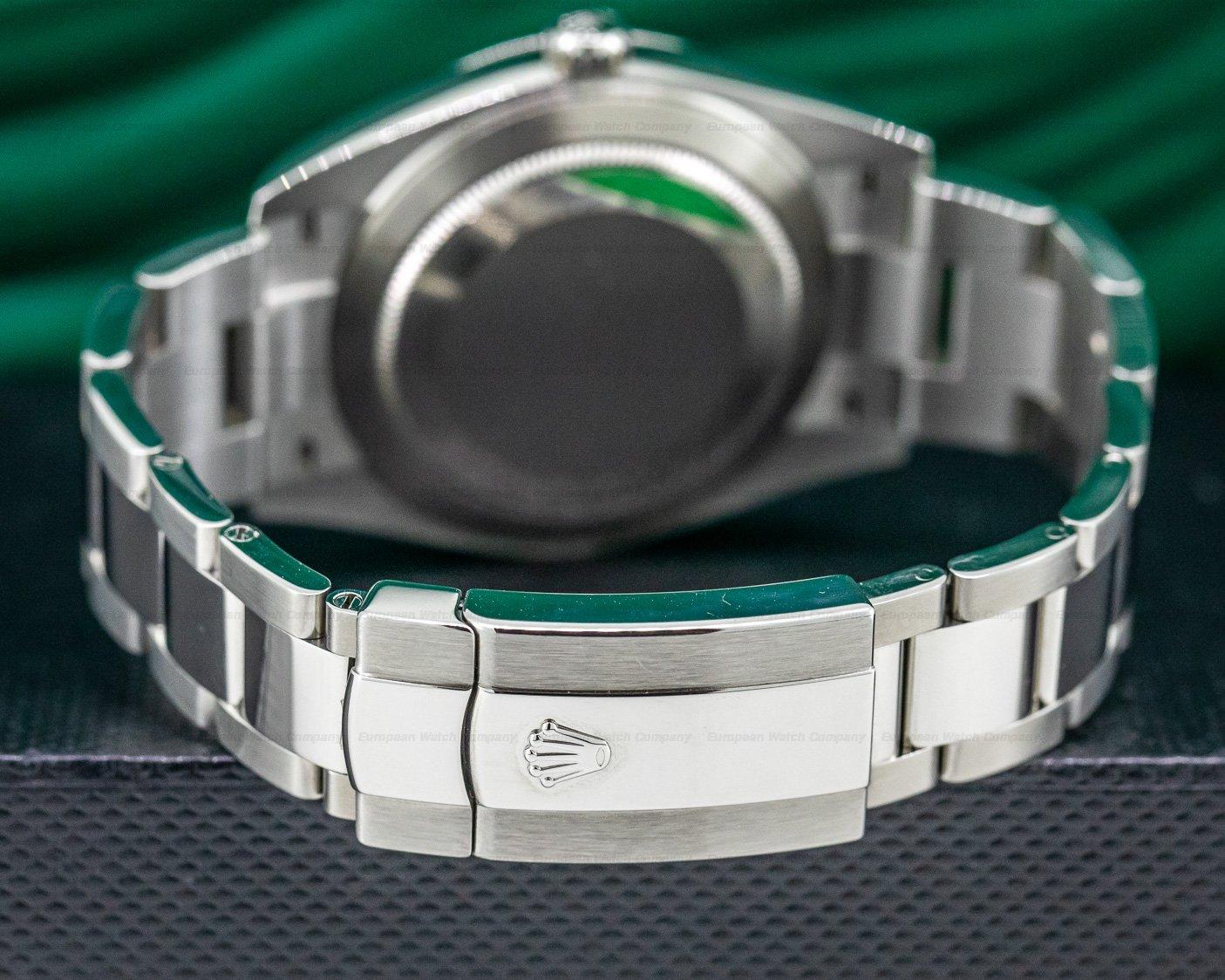 Rolex 126300 Datejust 41 Blue Stick Dial SS Oyster