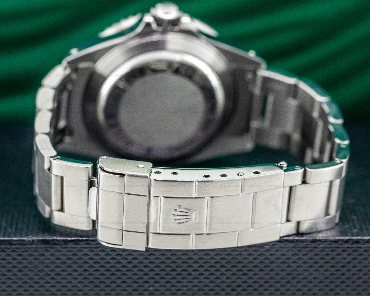 Rolex 16600 Sea Dweller SS / Bracelet A Series
