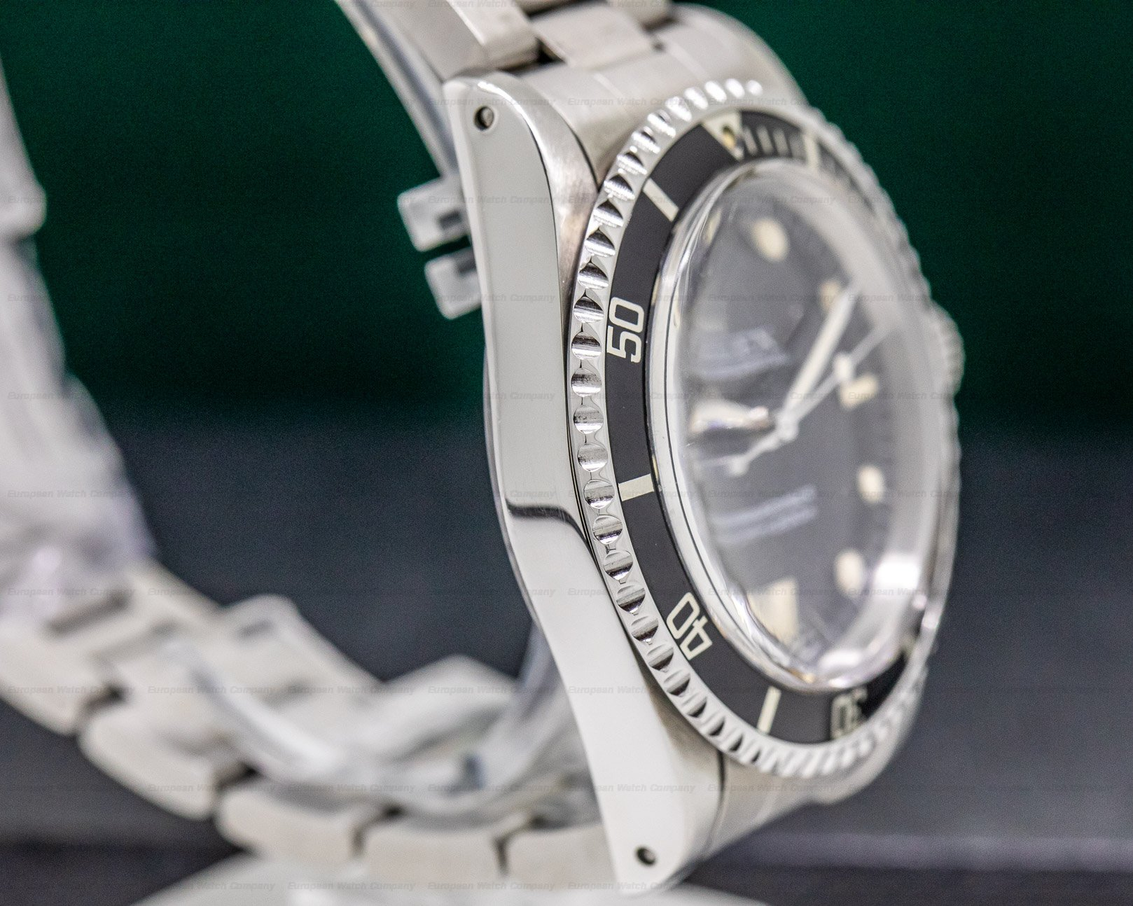 Rolex 5513 Transitional Gloss Dial Submariner c. 1988
