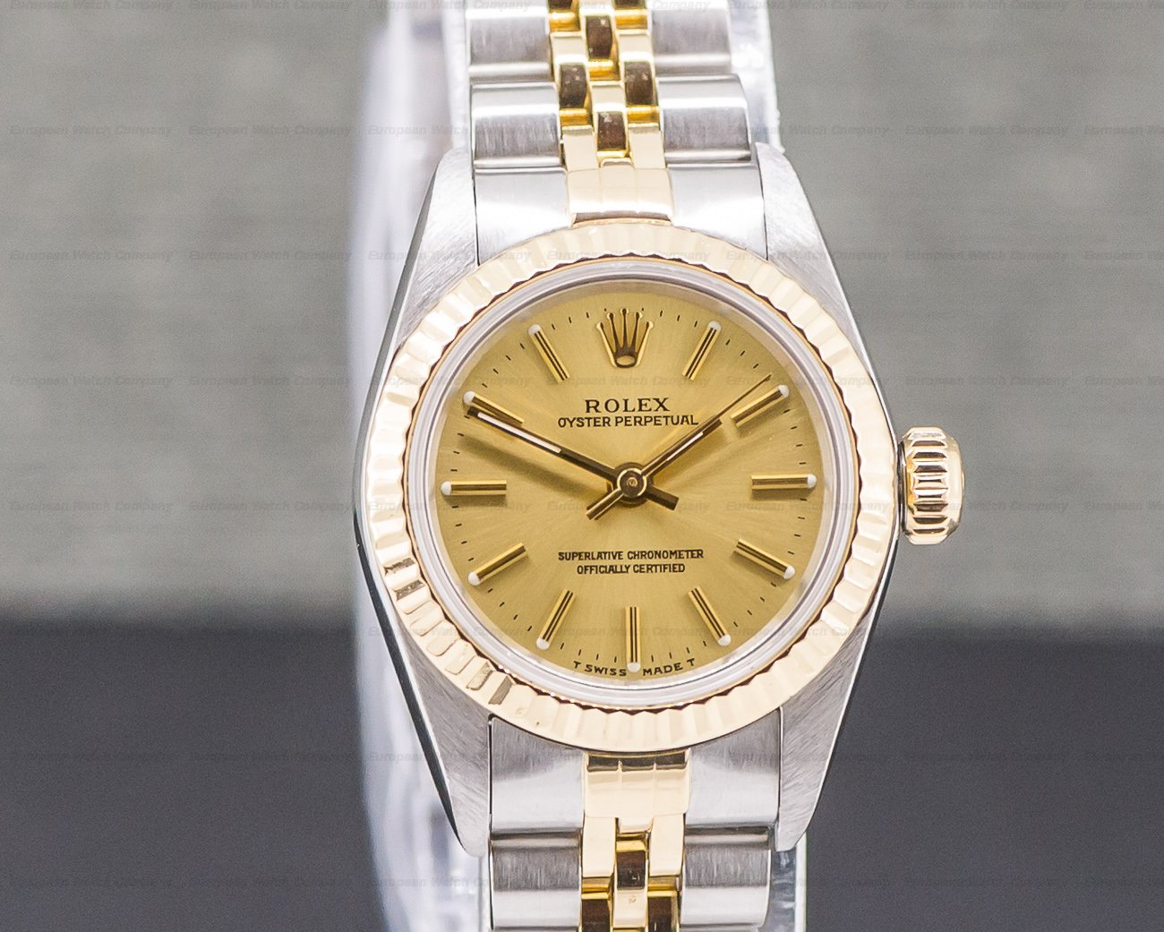 Rolex 67193 Oyster Perpetual Ladies Datejust 31MM