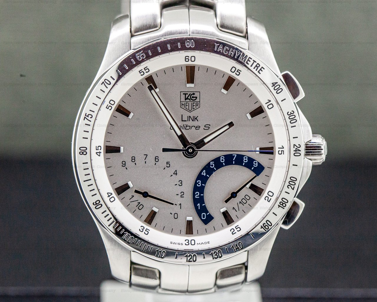 TAG Heuer CJF7111.BA0592 Carrera Day Date Chronograph SS / SS