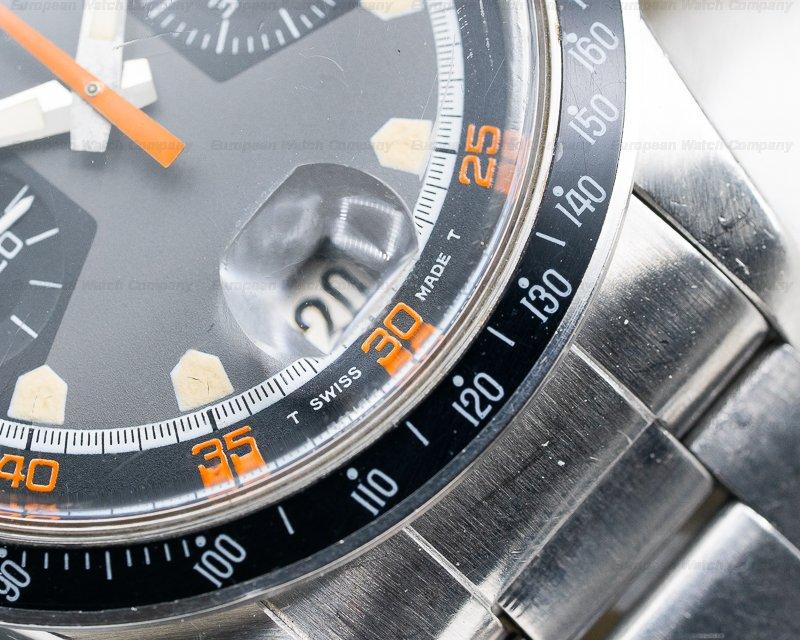 "Tudor 7031/0 Vintage 7031 / 0 ""Home Plate"" Chronograph FULL SET"