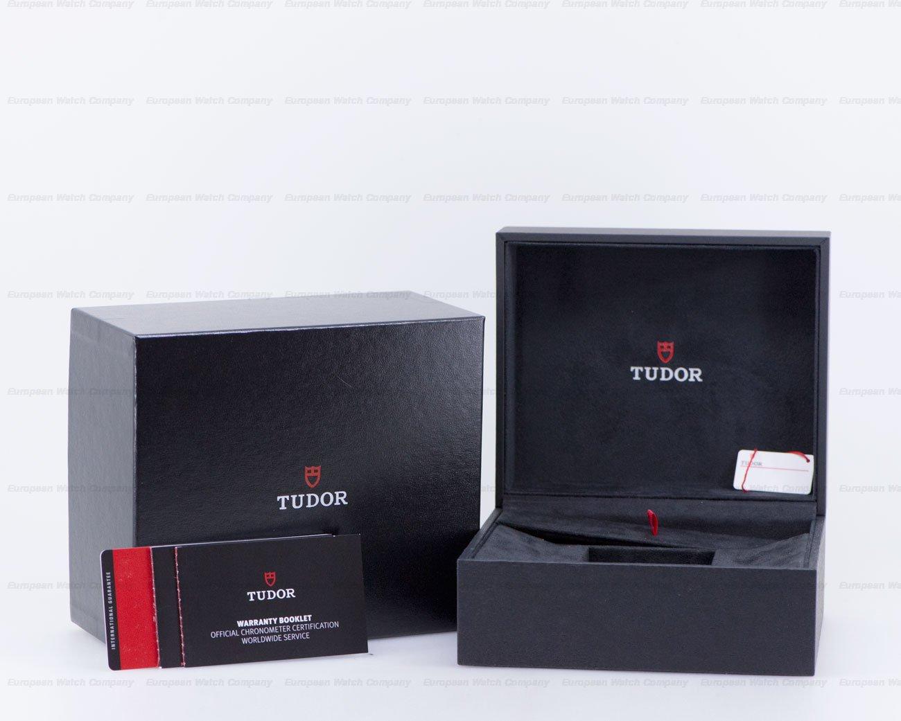 Tudor 79250BA Tudor Heritage Black Bay Bronze Slate Dial New For 2019