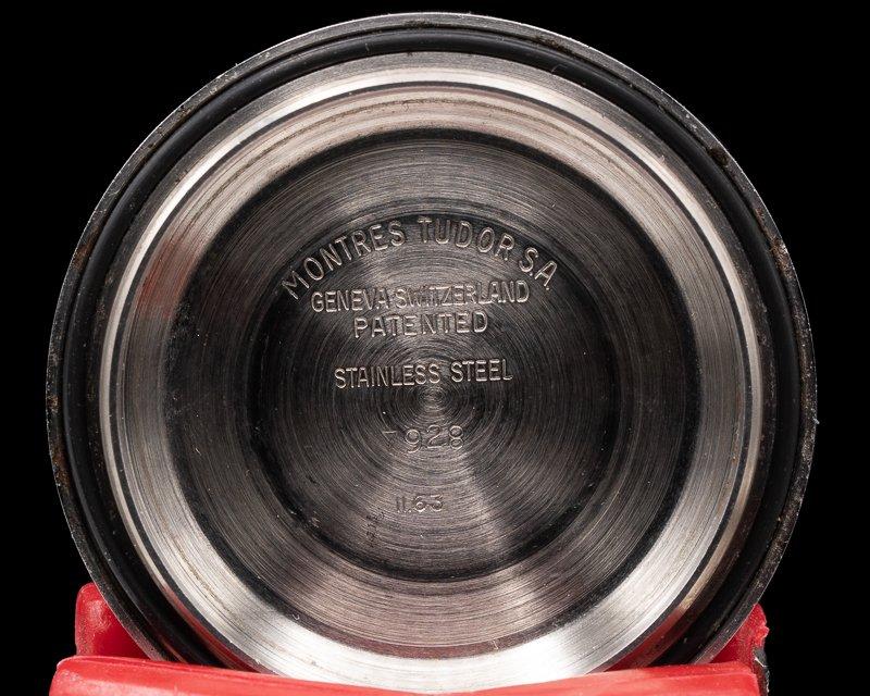 "Tudor 7928 Vintage Submariner ""Rose Logo"" Gilt Chapter Ring Circa 1963"