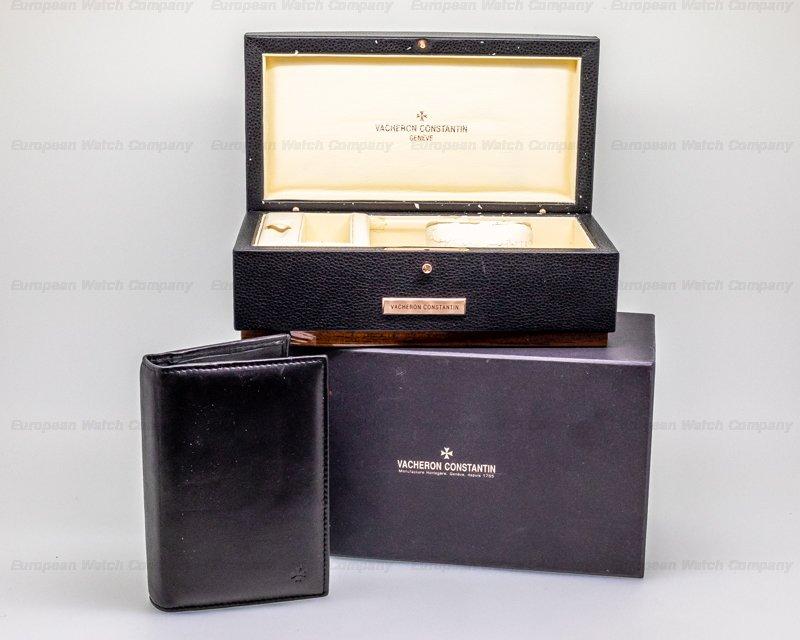 Vacheron Constantin 47245/000G-8773 Les Complications Retrograde Date 18K White Gold 37MM