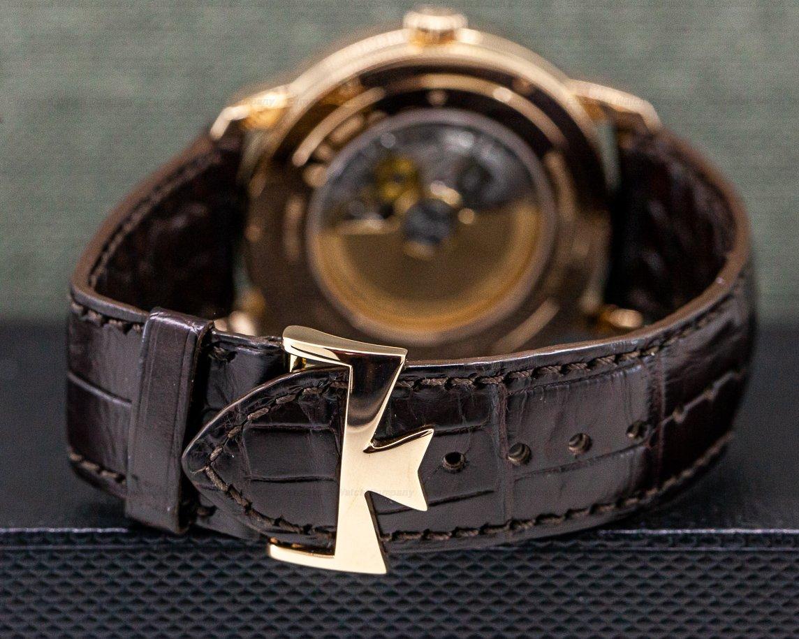 Vacheron Constantin 86060/000R-9640 Patrimony Traditionnelle World Time Rose Gold