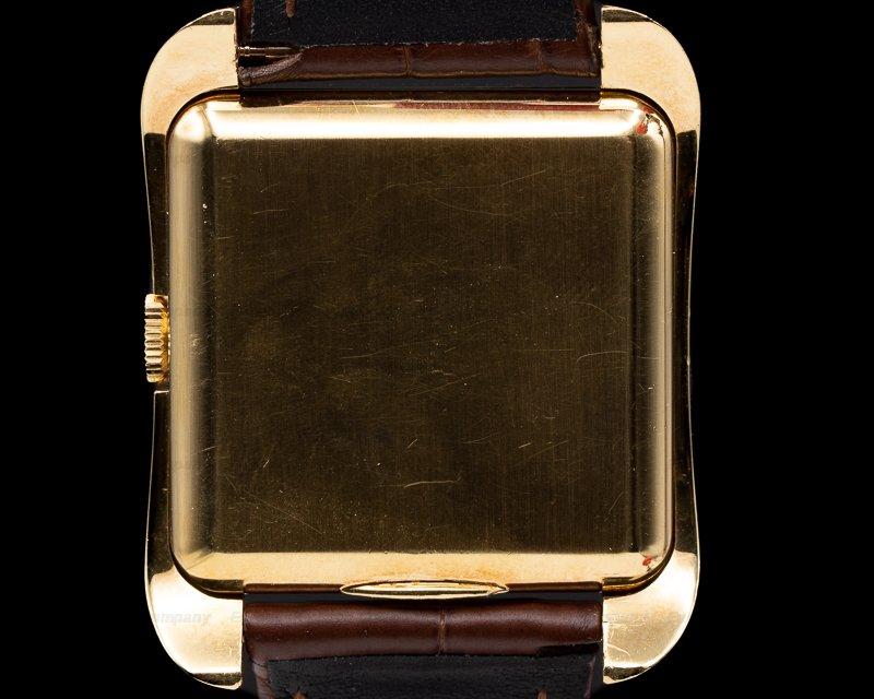 Vacheron Constantin Toledo 6440 Toledo 18K Yellow Gold circa 1961 RARE
