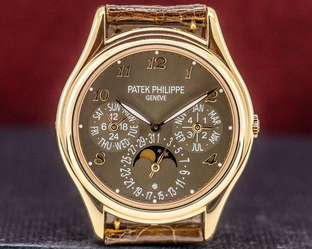 """Patek Philippe 3940R-026 Perpetual Calendar 18K RG """"Michael Ovitz"""" UNIQUE PIECE"""