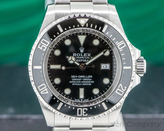 Rolex 126660 Sea Dweller Deep Sea