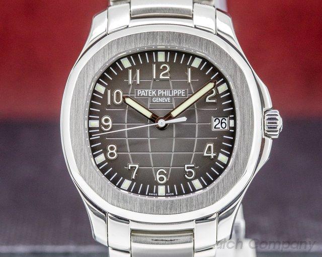 Patek Philippe 5167/1A-001 Aquanaut SS / Bracelet FULL SET