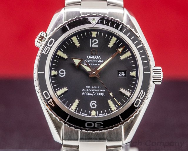 Omega 2200.50.00 Seamaster Planet Ocean SS 45.5MM