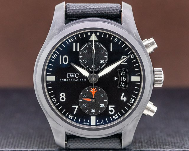 IWC IW388001 Top Gun Ceramic Pilot Chronograph