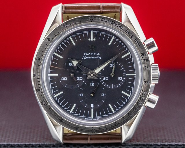 Omega 3594.50.00 Speedmaster Broad Arrow SS