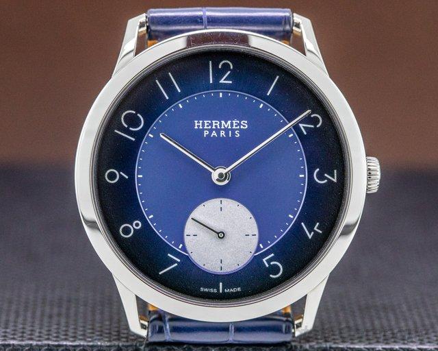 Hermes CA2.810a Hodinkee  Slim d' Hermes for Hodinkee UNWORN