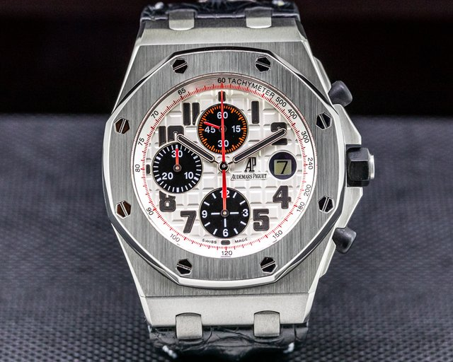 Audemars Piguet 26170ST.OO.D101CR.02 Royal Oak Offshore Panda SS