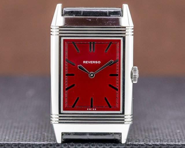 Jaeger LeCoultre 278856J Grande Reverso ROUGE Tribute to 1931