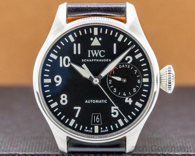 IWC IW500912 Big Pilot SS IW500912