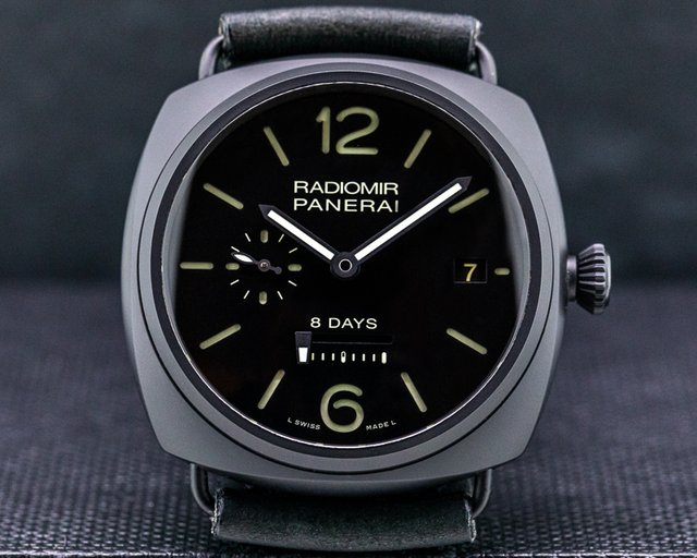 Panerai PAM384 Radiomir 8 Days 45MM