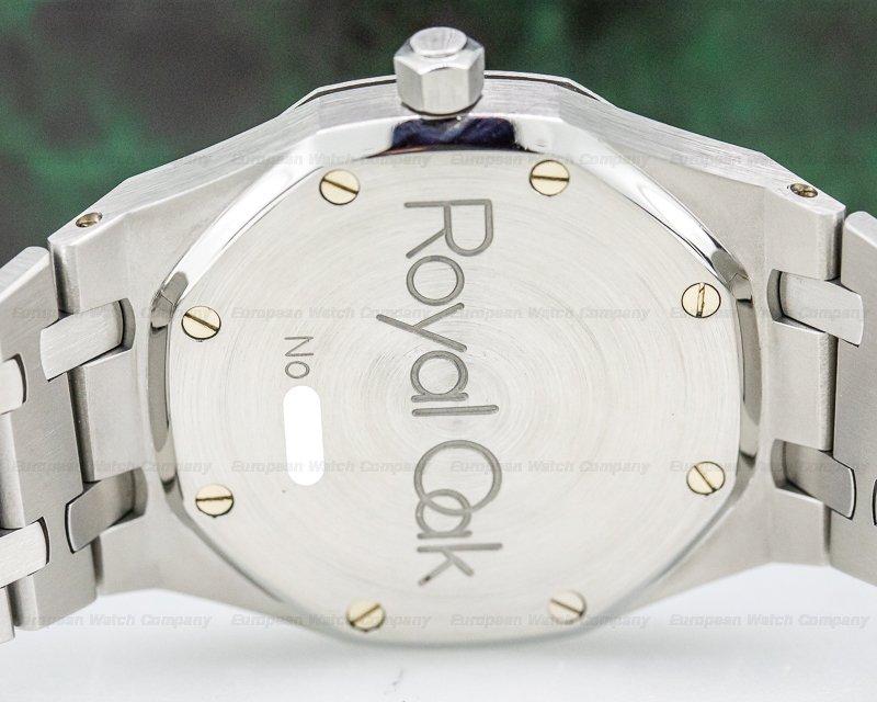 Audemars Piguet 25594ST.OO.0789ST.04 Royal Oak Day Date Moon White Dial SS