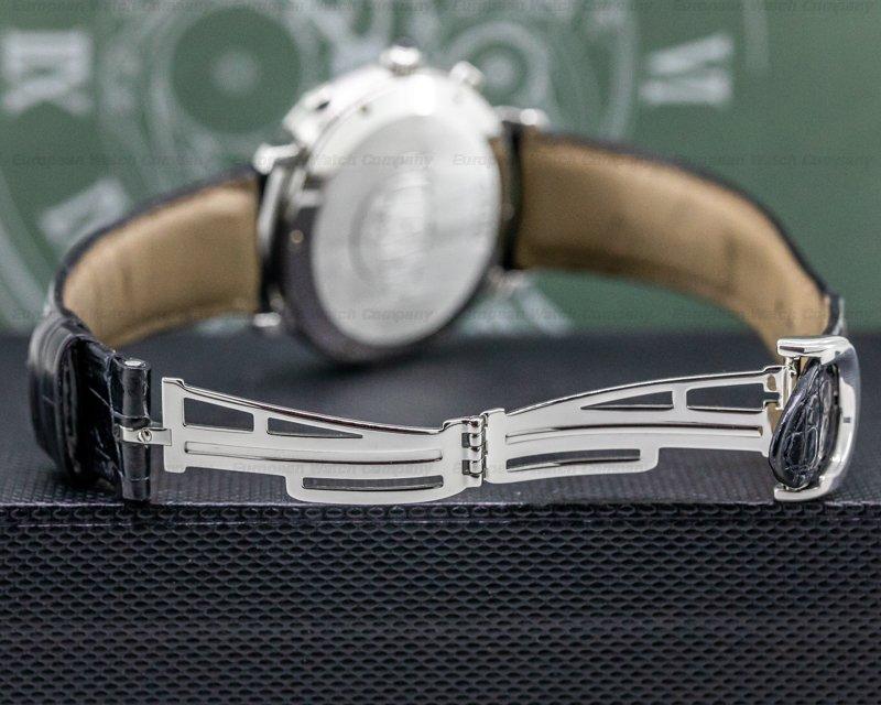 Audemars Piguet 25822ST.OO.D001CR.02 Millenary Chronograph Steel Black Luminous Dial