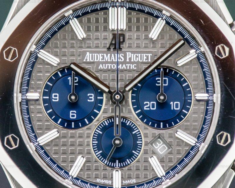 Audemars Piguet 26331IP.OO.1220IP.01 Royal Oak Chronograph 20th Anniversary Limited Edition Titanium & Platin