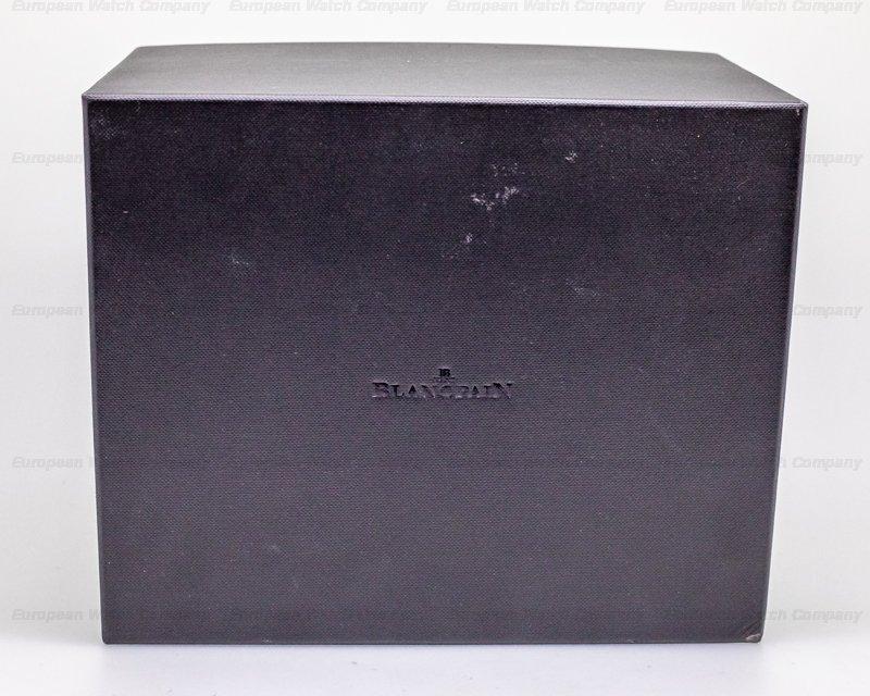 Blancpain 5000-1230-b52a Fifty Fathoms Bathyscaphe Automatic Titanium