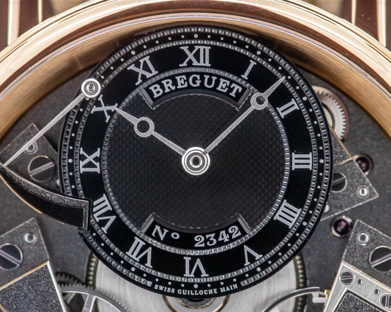 Breguet 7057BR/G9/9W6 La Tradition 18K Rose Gold 40MM