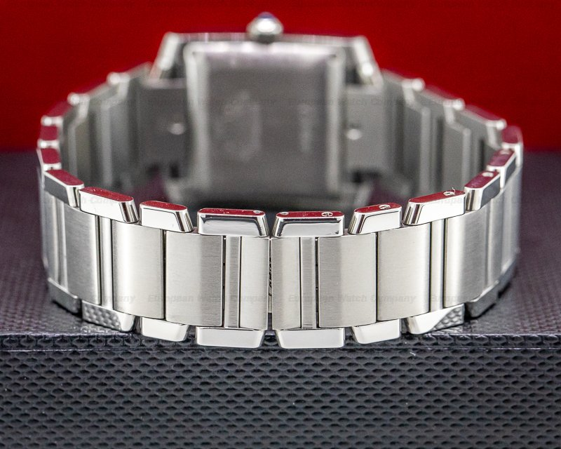 Cartier W51002Q3 Tank Francaise Large Automatic SS / SS