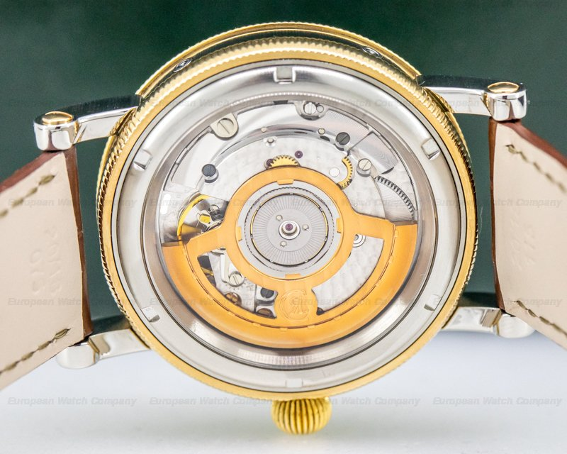 Chronoswiss CH9322 Lunar Triple Date Moon SS / 18K Yellow Gold