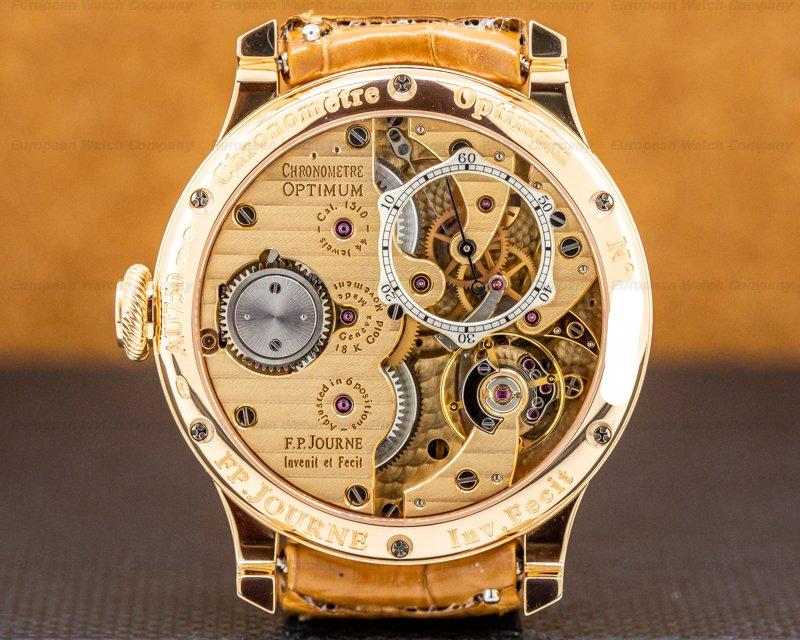 F. P. Journe Chronometre Optimum Bout Chronometre Optimum 18k Rose Gold / BOUTIQUE EDITION 40MM