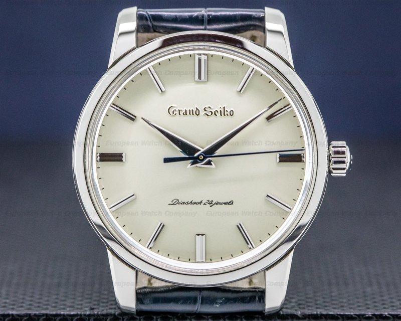 Grand Seiko SBGW033 Grand Seiko 130th Anniversary Limited Edition SS / Silver Dial