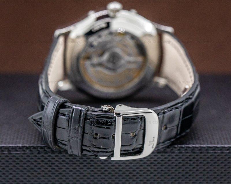 Jaeger LeCoultre Q1558420 Master Calendar SS Silver Dial