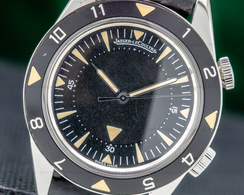 Jaeger LeCoultre Q2028470 Tribute to Deep Sea Memovox Limited