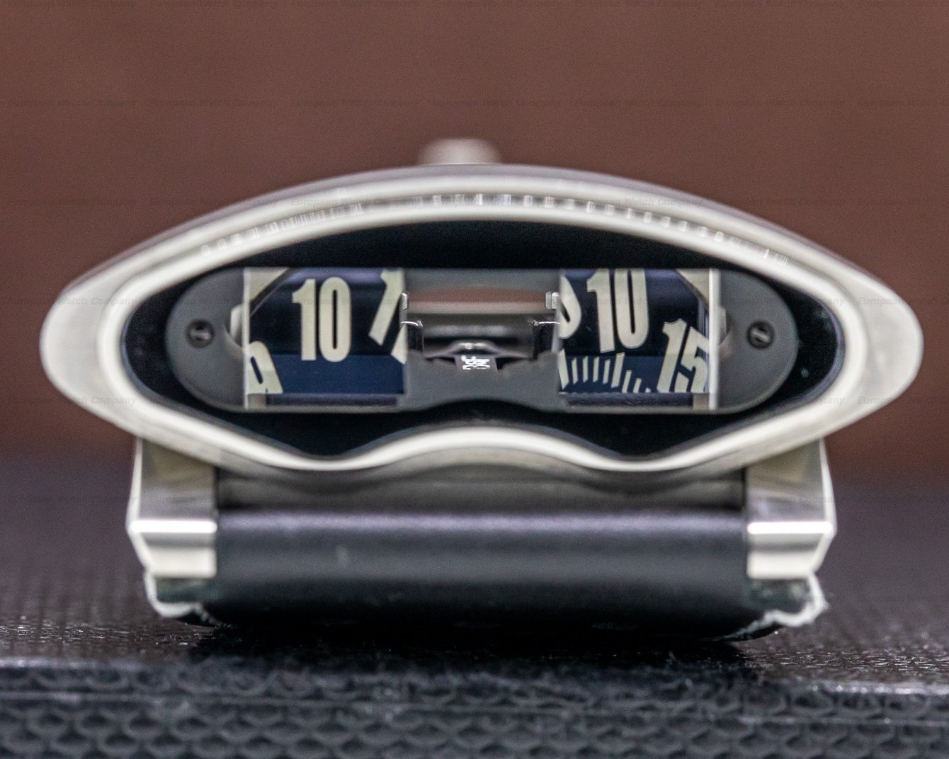 MB&F HMX Black HMX Black 10th Anniversary Horological Machine LIMITED