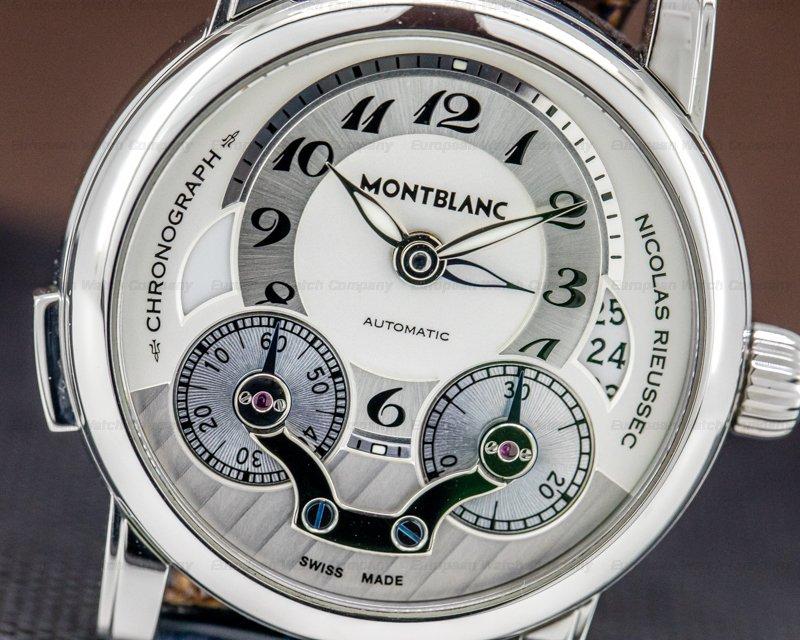 Montblanc 104273 Nicolas Rieussec Chronograph Automatic SS