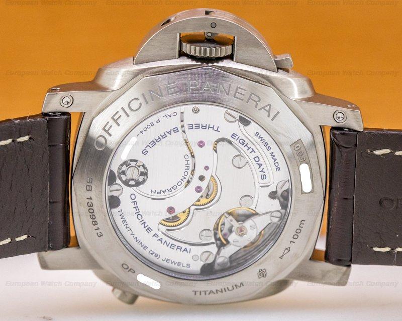 Panerai PAM00311 Luminor 1950 Chrono Monopulsante 8 Days GMT
