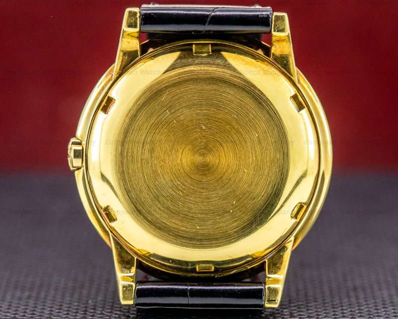 Patek Philippe 2552 Calatrava 2552 Automatic 'DISCO VOLANTE' 18K Yellow Gold 1957