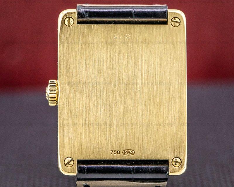 Patek Philippe 5010J Gondolo 18K Yellow Gold / Silver Dial