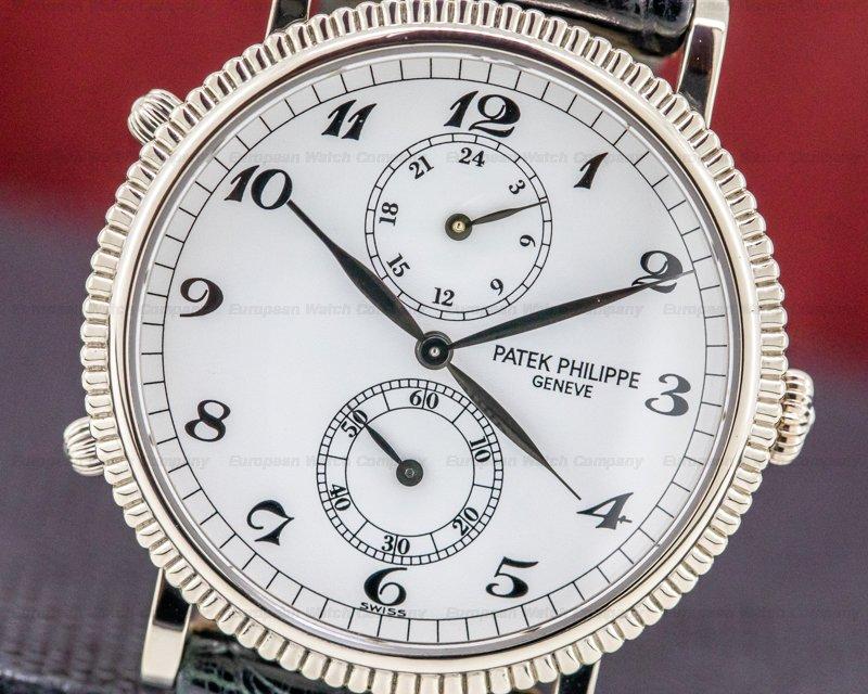 Patek Philippe 5034G-001 Travel Time 5034G 18K White Gold