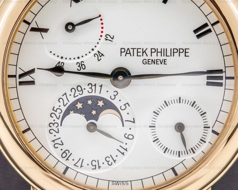 Patek Philippe 5054R-001 Power Reserve 5054 Moonphase 18K Rose Gold