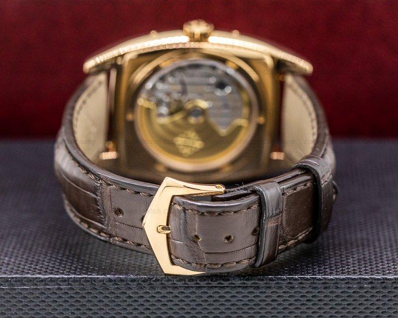 Patek Philippe 5135R-001 Gondolo Calendario Cream Dial 18K Rose Gold