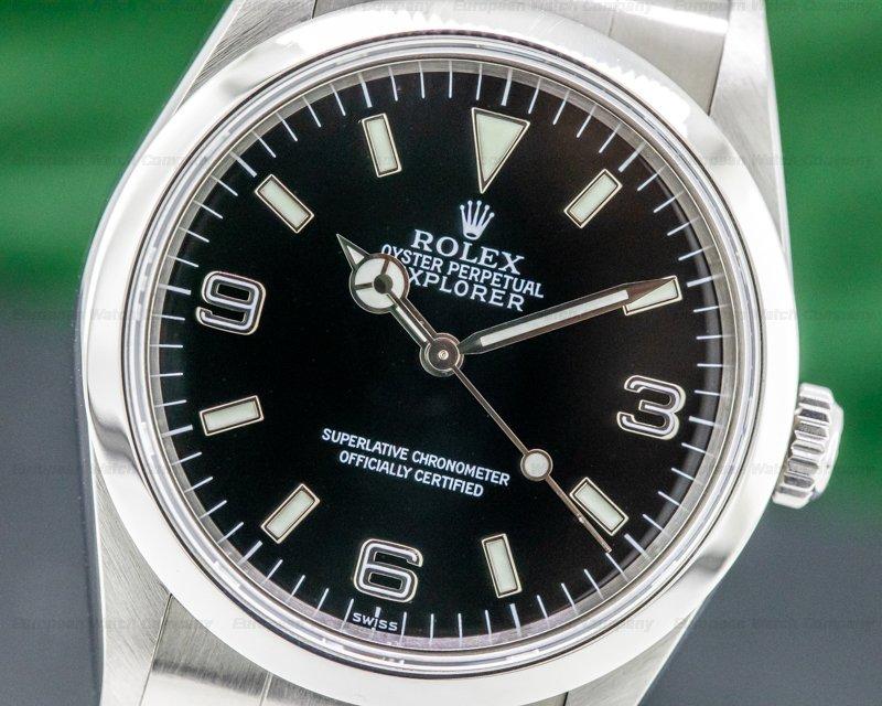 Rolex 114270 Explorer I 36MM