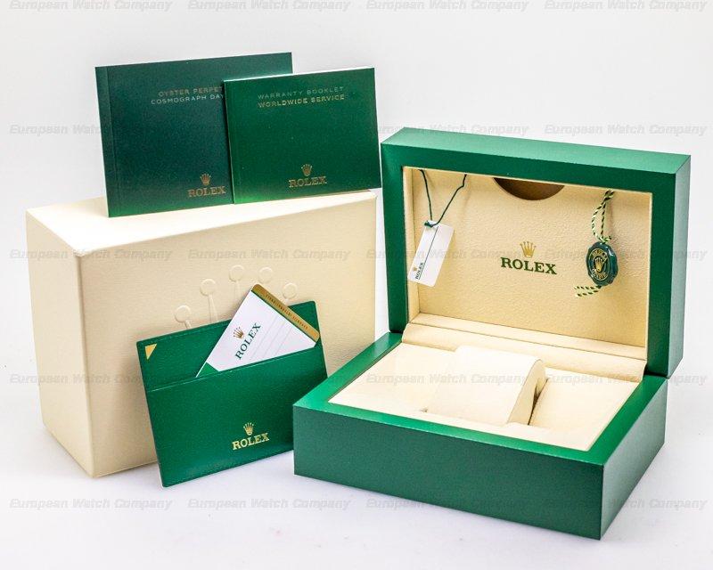 Rolex 116500LN Daytona 116500LN Ceramic Bezel SS / Black Dial