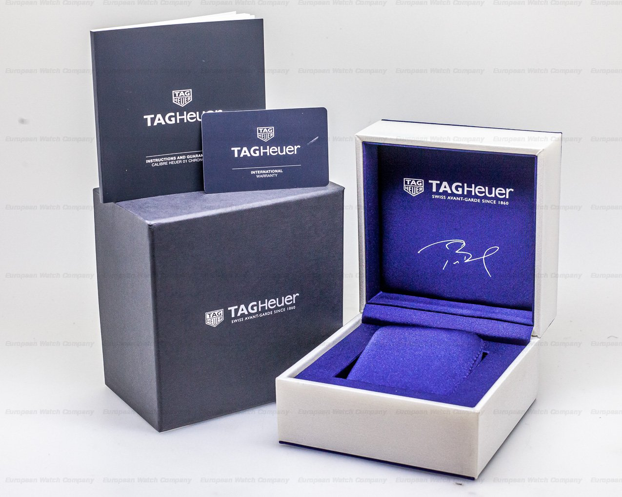 TAG Heuer CAR201R.FT6120 Carrera Tom Brady Limited Edition