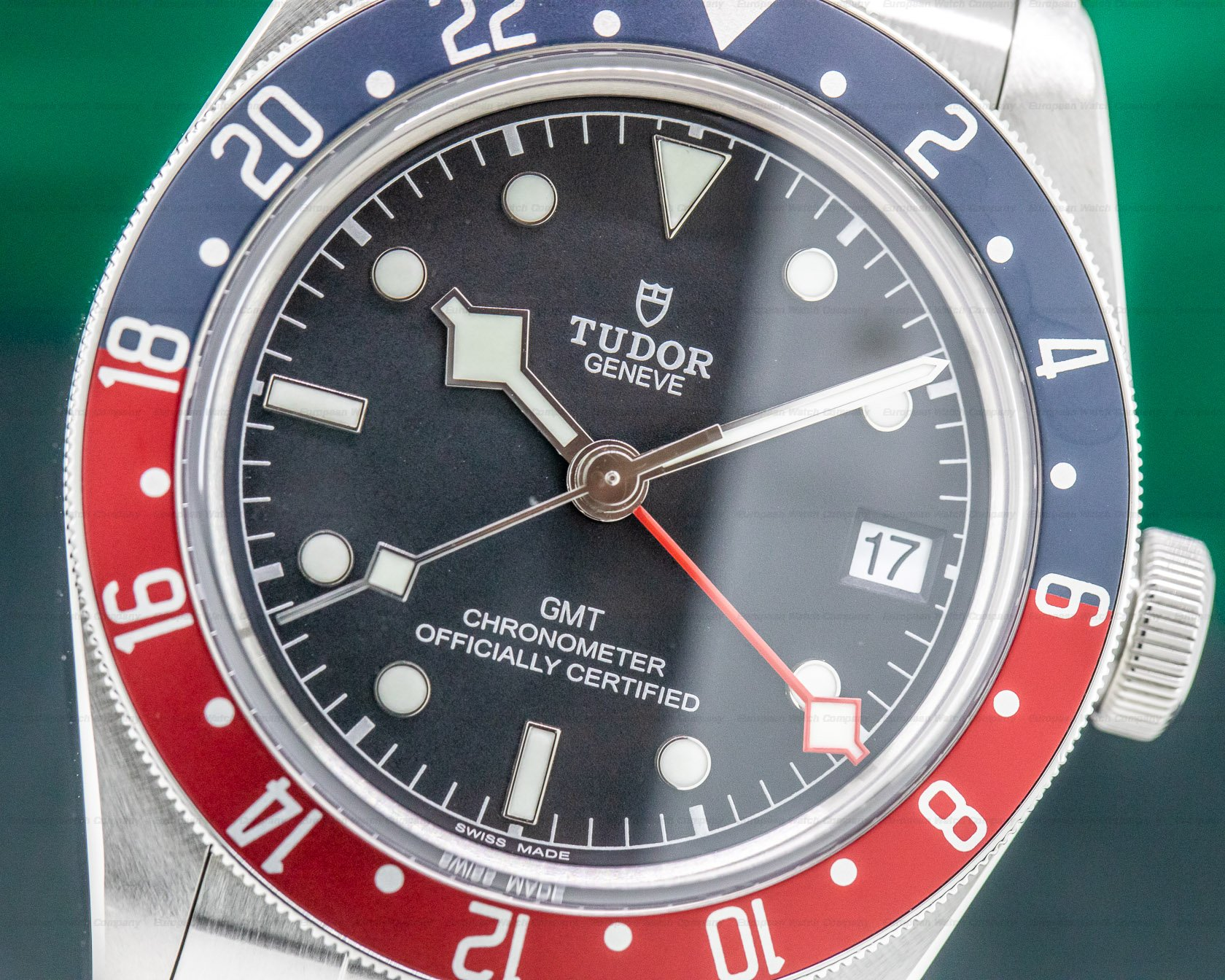 Tudor 79830RB Tudor Heritage Black Bay GMT