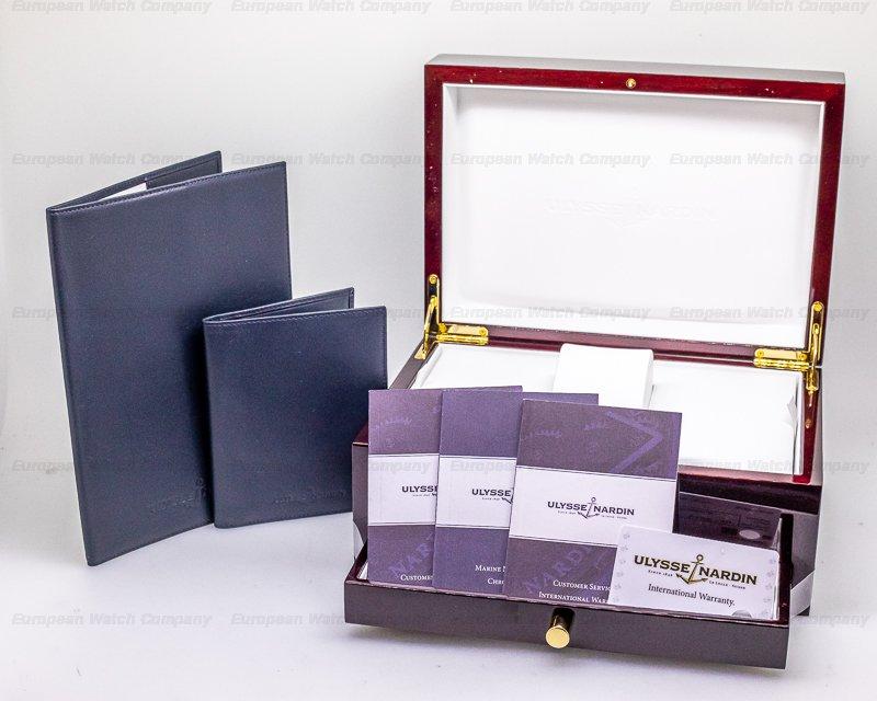 Ulysse Nardin 1506-150LE Marine Manufacture Chronograph Limited Edition
