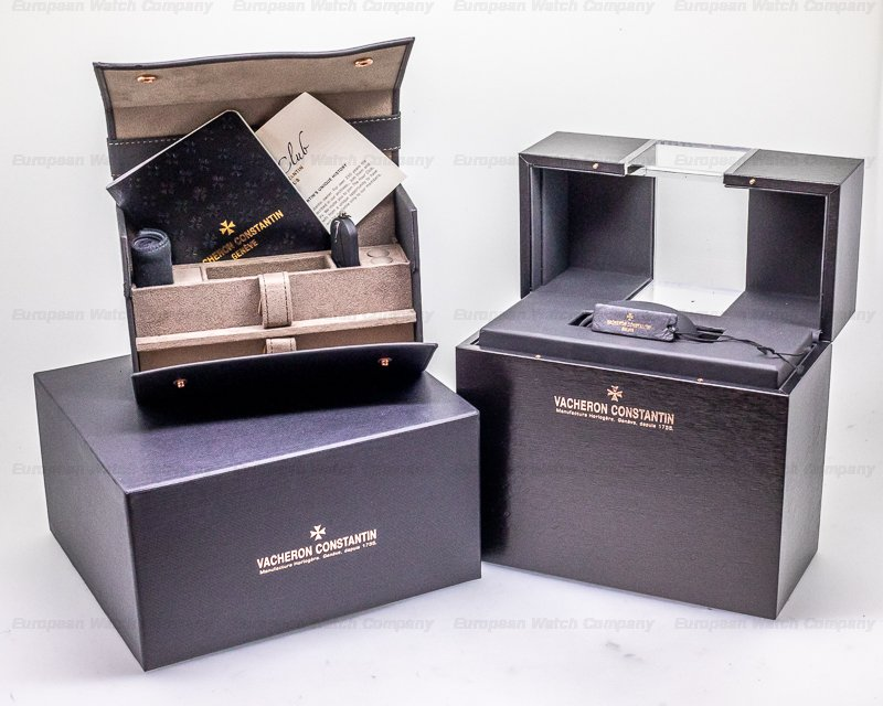 Vacheron Constantin 47192/000R-9352 Patrimony Traditionnelle Chronograph 18K Rose Gold